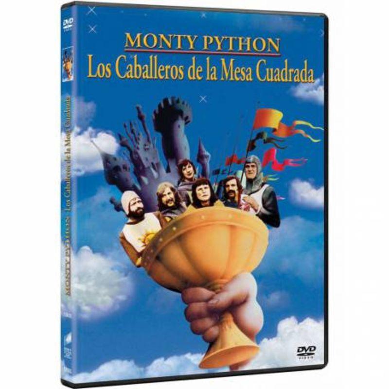 LOS CABALLEROS DE LA MESA CUADRADA (DVD+EXTRA)