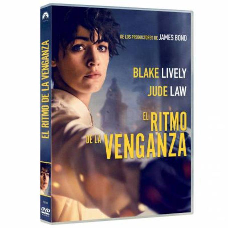 EL RITMO DE LA VENGANZA (DVD) * JUDE LAW
