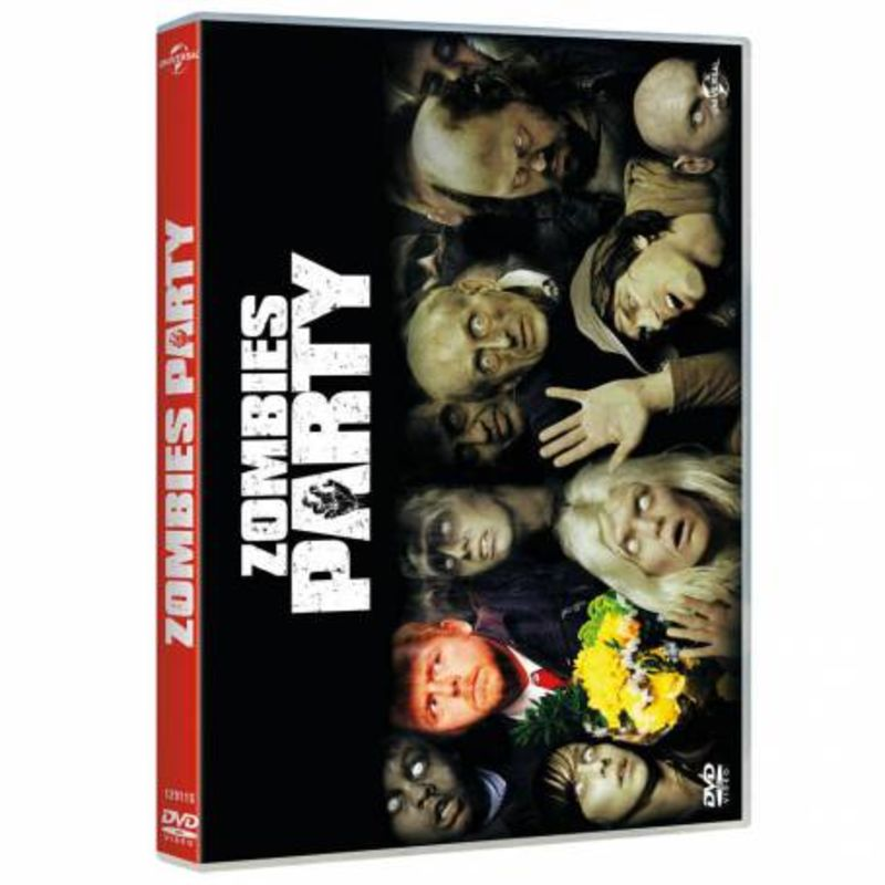 ZOMBIES PARTY (ED. HORIZONTAL) (DVD)