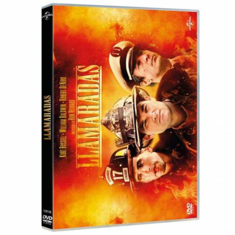 LLAMARADAS (ED. HORIZONTAL) (DVD)
