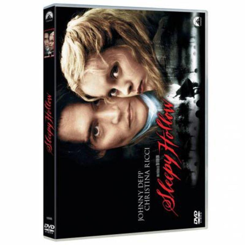 SLEEPY HOLLOW (ED. HORIZONTAL) (DVD) * JOHNNY DEPP