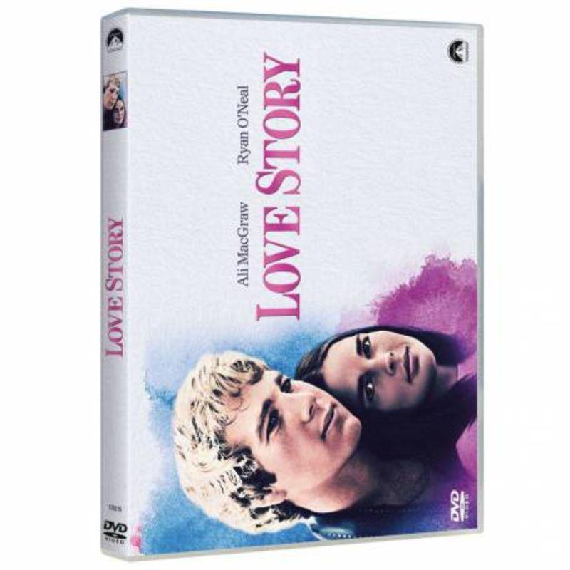 LOVE STORY (ED. HORIZONTAL) (DVD)