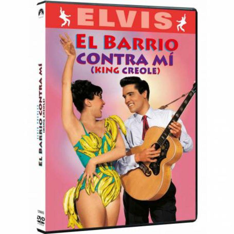 EL BARRIO CONTRA MI (DVD) * ELVIS PRESLEY