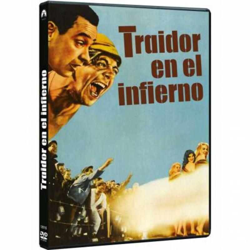 TRAIDOR EN EL INFIERNO (DVD)