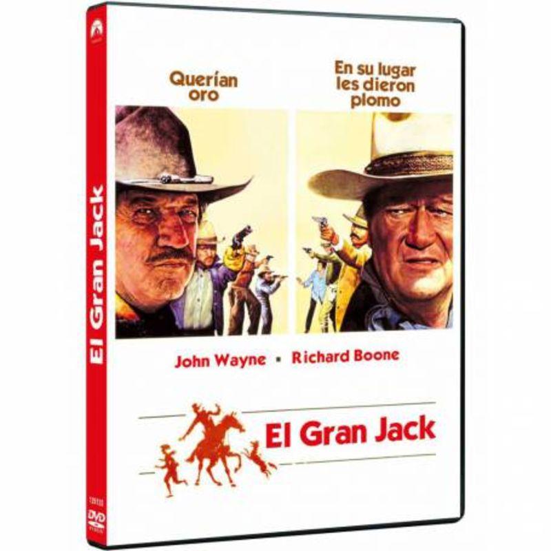 EL GRAN JACK (DVD) * JOHN WAYNE