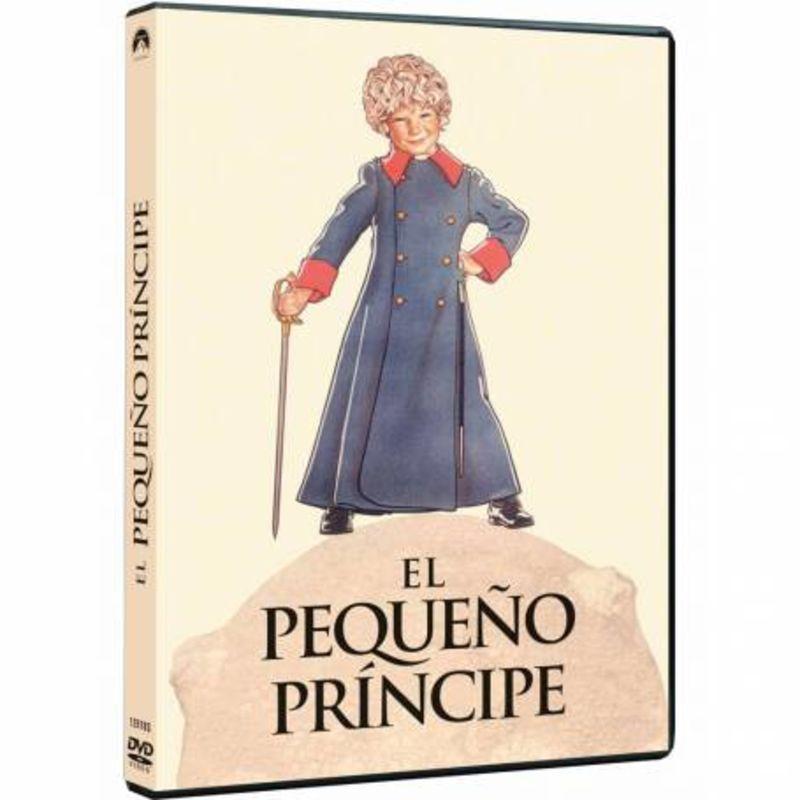 EL PEQUEÑO PRINCIPE (DVD)