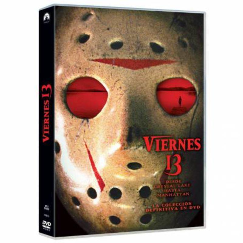 VIERNES 13 (PACK 1-8) (DVD)