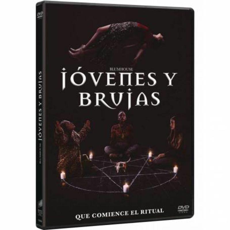 JOVENES Y BRUJAS (DVD)