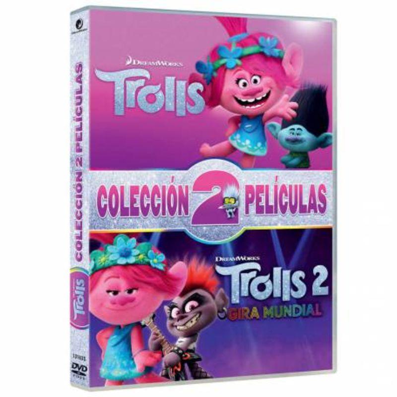 TROLLS 1-2 (2 DVD)