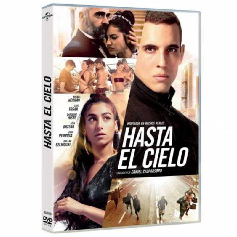 HASTA EL CIELO (DVD) * LUIS TOSAR / MIGUEL HERRAN
