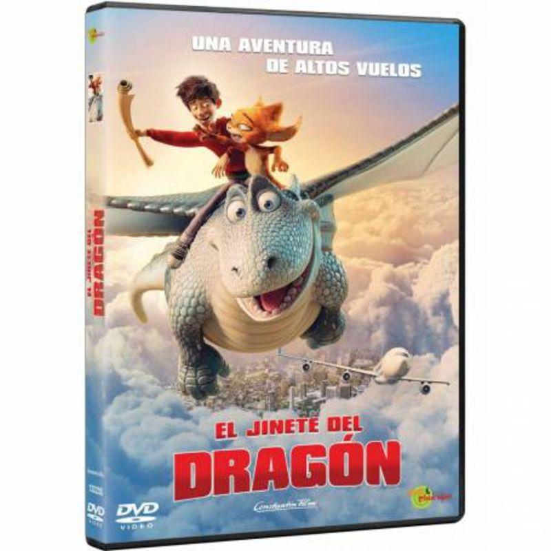 EL JINETE DEL DRAGON (DVD)