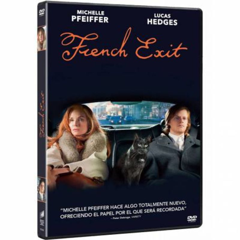 FRENCH EXIT (DVD) * MICHELLE PFEIFFER