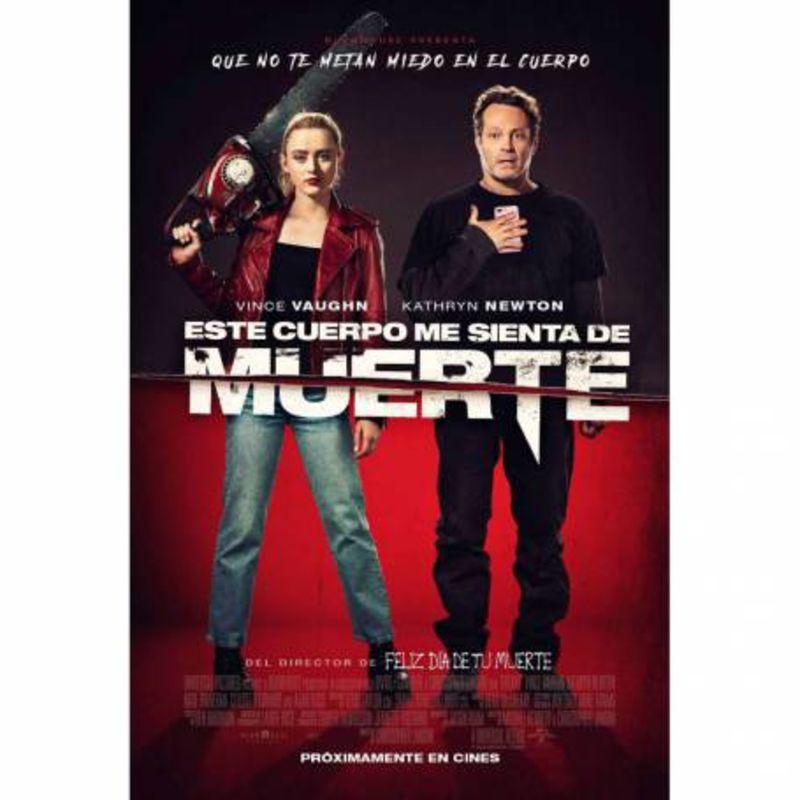 ESTE CUERPO ME SIENTA DE MUERTE (DVD)