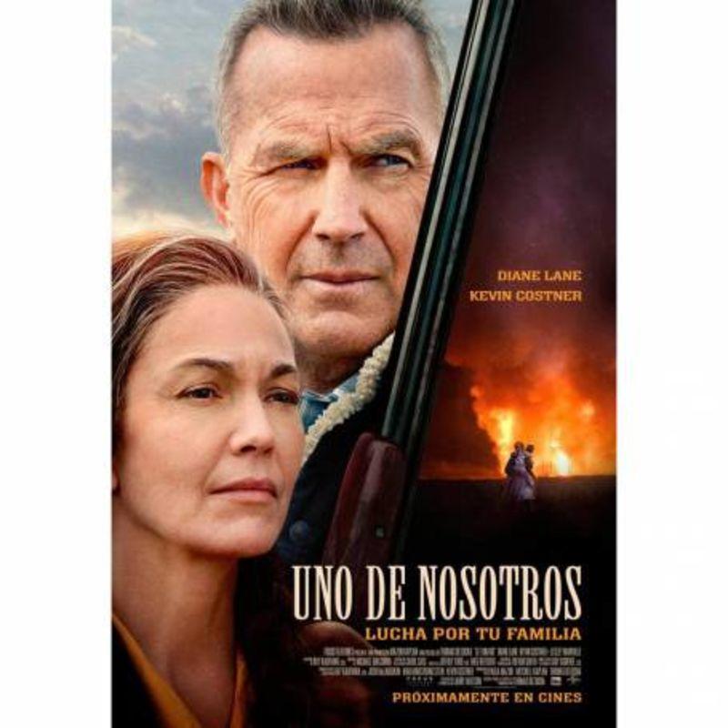 UNO DE NOSOTROS (DVD) * KEVIN COSTNER