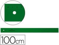 REGLA 100CM FABER CASTELL R: 820