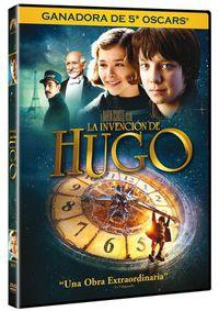 La Invencion De Hugo (edi. Horizontal) (dvd) - Martin Scorsese