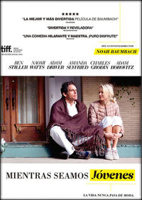 Mientras Seamos Jovenes (dvd) * Ben Stiller / Naomi Watts - Noah Baumbach