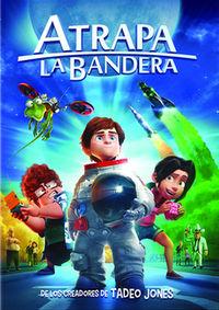 Atrapa La Bandera (dvd) - Enrique Gato