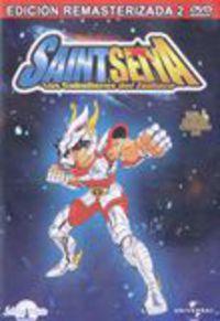 Saint Seiya, Los Caballeros Del Zodiaco, Saga Del Santuario Vol.1 Dv -
