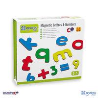 MAGNETICOS LETRAS / NUMEROS R: 16202