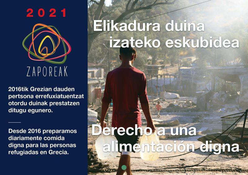 ZAPOREAK EGUTEGIA 2021