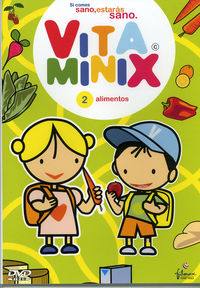 Vitaminix 2:  Alimentos (dvd) -