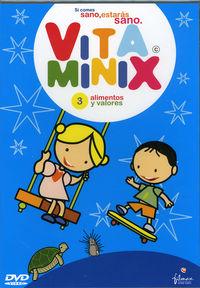 Vitaminix 3:  Alimentos Y Valores (dvd) -