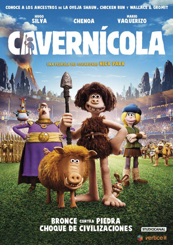 CAVERNICOLA (DVD)