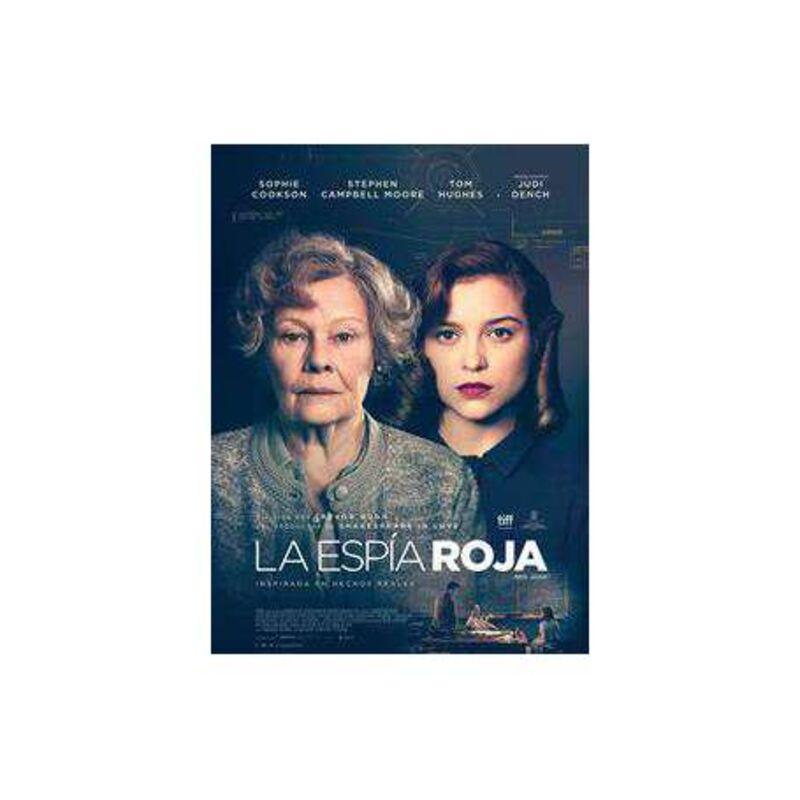 LA ESPIA ROJA (DVD) * STEPHEN CAMPBELL MORE, SOPHIE COOKSON