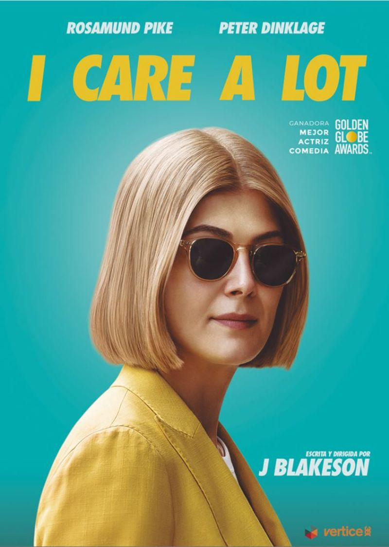 I CARE A LOT (DVD)