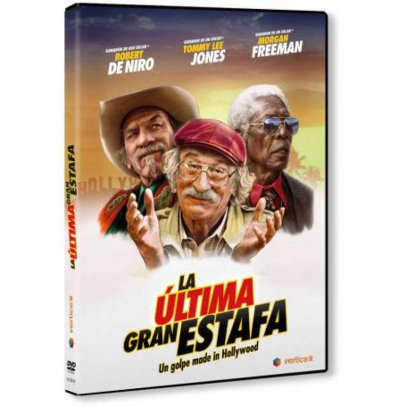 LA ULTIMA GRAN ESTAFA (DVD) * ROBERT DE NIRO