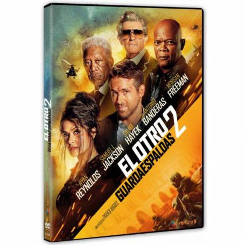 EL OTRO GUARDAESPALDAS 2 (DVD) * RYAN REYNOLDS