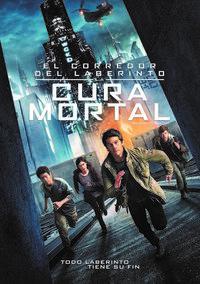 EL CORREDOR DEL LABERINTO, LA CURA MORTAL (DVD) * DYLAN O'BRIEN