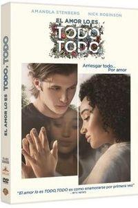 EL AMOR LO ES TODO, TODO (DVD) * AMANDLA STENBERG