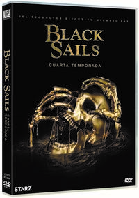 BLACK SAILS, TEMPORADA 4 (DVD)