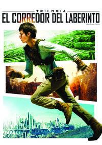 TRILOGIA EL CORREDOR DEL LABERINTO (DVD) * DYLAN O'BRIEN, KI HONG LE