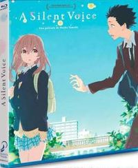 A SILENT VOICE (DVD)