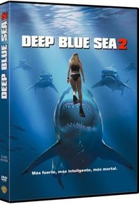 DEEP BLUE SEA 2 (DVD) * ERIK PATTERSON, HANS RODIONOFF