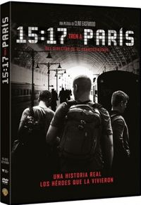 14: 17 TREN A PARIS (DVD) * ALEK SKARLATOS