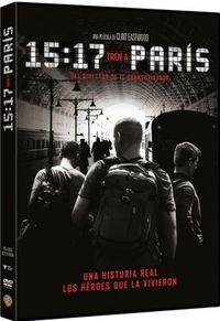 14: 17 TREN A PARIS (DVD) * ALEK SKARLATOS