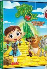 DOROTHY Y EL MAGO DE OZ, TEMPORADA 1, PARTE 1 (DVD)