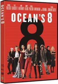 OCEAN'S 8 (DVD) * SANDRA BULLOCK, CATE BLANCHET