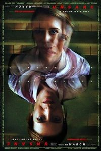 PERTURBADA (DVD) * CLAIRE FOY, JOSHUA LEONARD