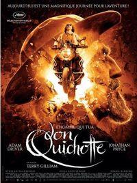 EL HOMBRE QUE MATO A DON QUIJOTE (DVD) * JONATHAN PRYCE