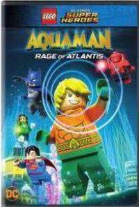 LEGO DC SUPER HEROES: AQUAMAN, LA IRA DE ATLANTIS (DVD) * MATT PETER