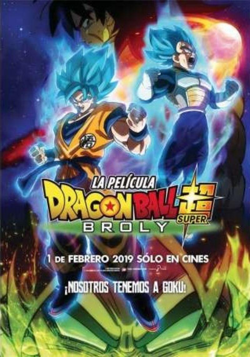 DRAGON BALL SUPER: BROLY (DVD)