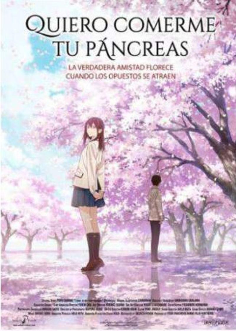 QUIERO COMERME TU PANCREAS (DVD)
