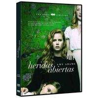 HERIDAS ABIERTAS (DVD) * AMY ADAMS, PATRICIA CLARKSON