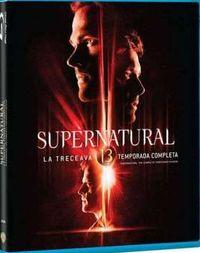 SOBRENATURAL, TEMPORADA 13 (DVD)