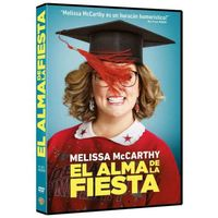 EL ALMA DE LA FIESTA (DVD) * MELISSA MCCARTHY